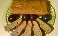 Slivkový chlebík